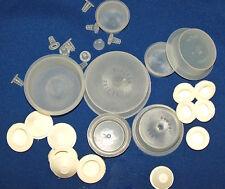 Stopper Stoppers Salt Pepper Bank Birdhouse Craft 'Rubber' Plastic