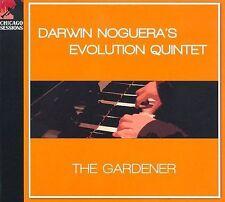 The Gardener [Digipak] by Darwin Noguera/Darwin Noguera's Evolution Quintet (CD,