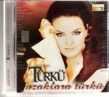 (AD635) Turku, Uzaklara Türkü - CD