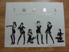 T-ARA : ABSOLUTE FIRST ALBUM [ORIGINAL POSTER] *NEW*