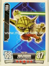 Force Attax Serie 2 Yoda #004