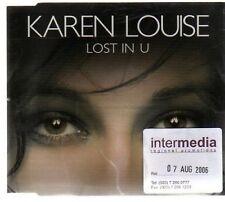 (AV643) Karen Louise, Lost In U - DJ CD