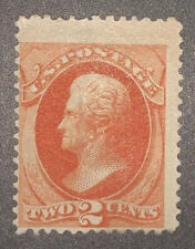 Travelstamps: US Stamps Scott #178  2 Cent  Jackson  Mint NG NICE COLOR