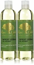 Premium Liquid Gold Wheat Germ Oil Refined Pure & Organic Skin Hair Nails Health