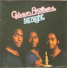 Gibson Brothers - By Night (Polydor Vinyl-LP Schallplatte FOC Germany 1977)