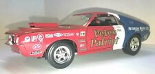 "1/18 red , white , and blue AMX "" Pete Patriot "" , drag car, weekend racer , pro"