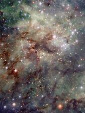 ART PRINT POSTER SPACE STARS GALAXY NEBULA UNIVERSE HUBBLE NOFL0406