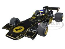 LOTUS 72E 1973 RONNIE PETERSON #2 WITH DRIVER FIGURINE 1/18 CAR BY AUTOART 87330