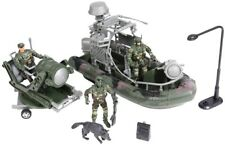 Kids Camouflage Military Force Amphibious Play Army Toy Set