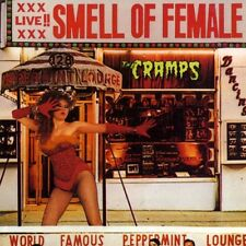 THE CRAMPS Smell of Female LP NEW VINYL Ace Psychobilly Punk