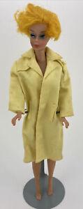 VTG Rare 1966 Color Magic Barbie Doll With GOLDEN BLONDE Hair & Cut, Blue Eyes👀