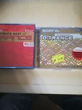 Gary D  D Trance Best Of  &  Gold       sehr guter Zustand ,Sammlung