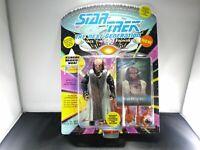 Star Trek The Next Generation Playmates Klingon Warrior Worf Action Figure 1993
