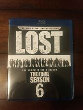 Lost: The Complete 6th Final Season (Blu-ray, 5-Disc Set) NEW!!!!!!!!!!!!!!!!!
