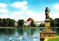 Bremen , Parkhotel , ungel. Ansichtskarte