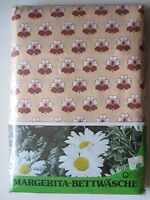 hochwertige Baumwoll- Bettwäsche 135x200- 80x80 von Margerita - NEU- OVP