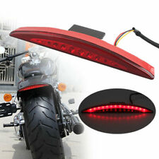 Rear Red Fender Tip Brake Tail Light LED For Harley Breakout FXSB 2013 17 14-16