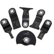 6pcs Oscillating Multi Tool Saw Cutting Leaves Per Multimaster / Fein Power Tool