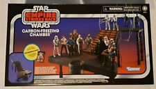 STAR WARS BESPIN CARBON-FREEZING CHAMBER VINTAGE COLLECTION+ STORMTROOPER FIGURE