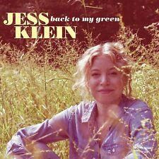 JESS KLEIN - Back To My Green - Digipak-CD - 4028466327277