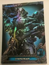 TRANSFORMERS OPTIMUM COLLECTION FOIL PUZZLE CHASE CARD PF9 STARSCREAM