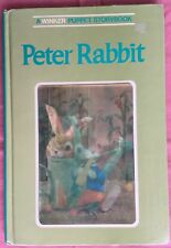 Peter Rabbit Winker Puppet Beatrice Izawa Hijikata Board Book 1st Edition HC 3D