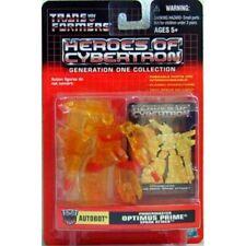 Transformers Heroes of Cybertron G1 Powermaster Optimus Prime Spark Attack