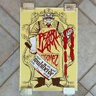 Pearl Jam Poster 08-15-09 Berlin Munk One Mint Minus