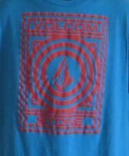 Volcom Stone Rip Circle Graphic Tshirt XL Surfer Skater