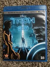 Tron: Legacy (Blu-ray/Dvd, 2011, 4-Disc Set)