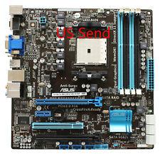 US send ASUS F1A75-M/CM1740-8/DP-MB motherboard SOCKET FM1 AMD A75 SATA 6Gb/s
