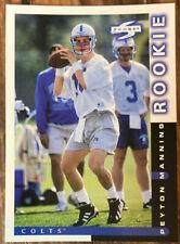 Peyton Manning RC 1998 Score Mint PSA Ready