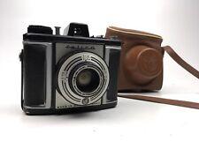 Vredeborch felica 6x6 Kamera Rollfilmkamera 120 vintage Germany Original Etui