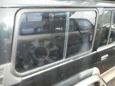 Nissan Patrol GQ LWB Wagon Right Sliding Window