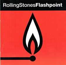 (CD) The Rolling Stones - Flashpoint - Start Me Up, Sympathy For The Devil, u.a.