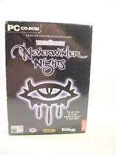 Neverwinter Nights (PC: Windows, 2002) - Small Box Version