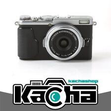 """SALE Fuji Fujifilm X70 Digital Camera (Silver) 16.3MP 3.0"""" Screen Built-In Wi-Fi"""