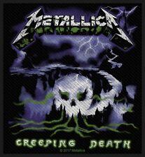 Metallica Strisciante Morte Patch/Patch 602802 #