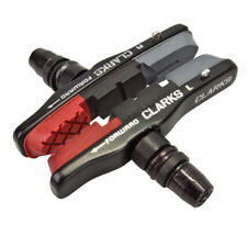 Clarks CPS513 Brake Shoes Clk V Mtb 72mm B/o Tri Power Gold