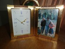 Seiko Clock with Picture Frame - Japan
