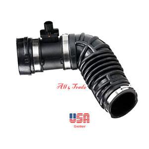 Set Engine Air Intake hose & MASS MAF Air flow sensor Fit: PONTIAC G3 2009-2010