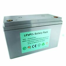 Ultramax 12v 100ah Lifepo4 Lithium Battery Car Audio System CCTV Back up