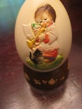 Vintaage Ferrandi Egg 1979 made in Italy