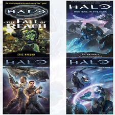 Halo Collection 4 Books Set(Hunters in the Dark,Escalation Volume 1,2)