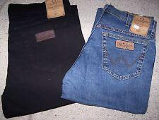 2 WRANGLER Jeans Texas stretch 1 StoneWash + 1 Nero W34/L34