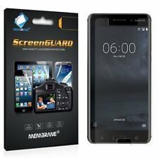 3 x Clear LCD Screen Protector Film Foil Saver For Nokia 6