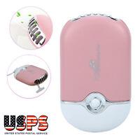 Mini USB Fan Air Conditioning Blower Fan For Eyelash Extension Glue Quick Dryer