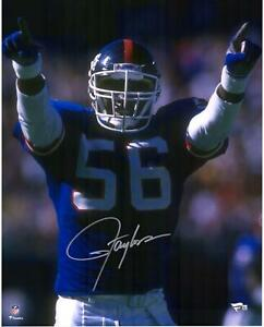 Lawrence Taylor New York Giants Autographed 16x20 Hands Up Photograph - Fanatics