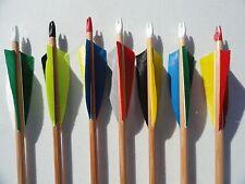 Douglas Fir Wood Kids Arrows, 6 packs.