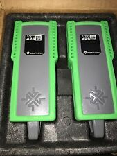 Wow-Tvr01 Wow Cloud Clowd Wowtester Dual Remote Pack Cable Testing